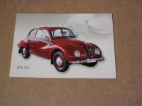 Postkarte IFA F9