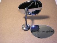 Spiegelglas 80mm x 115mm