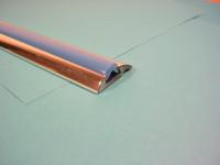 PVC-Keder für Zierleiste blau/Limo./Camping 311/312