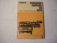 Rundfunk-Empfang im Auto / Spindler