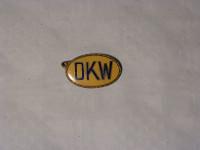 DKW - Brosche