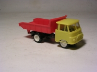 DDR-Spielzeugauto Robur Kipper