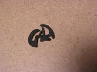 Front / Heckscheibenprofil außen für Alurahmen 311/312