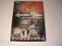 Legendäre Rallyes Die DDR Tourenwagenmeisterschaft