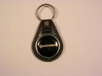 Schlüsselanhänger - WARTBURG schwarz