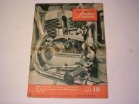 Straßenverkehr Heft 10 / 1956/Bericht XXXI. 6-Tage Fahrt