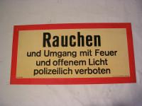 Warnschild