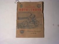 Programmheft / Moto-Cross / Teutschenthal / 1982