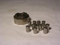 Freilaufstern mit Zylinderlaufrollen / 353