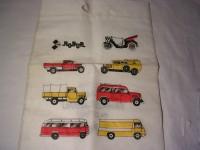 Stoff-Tasche - 100 Jahre Fahrzeugbau in Zittau