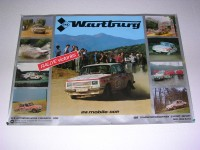 Poster / Wartburg 353