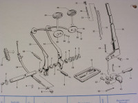 Buchsen Pedalwelle / 312/353/1,3