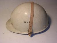Originaler DDR-Bauarbeiterhelm