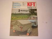 Kraftfahrzeugtechnik Heft 3 / 1981