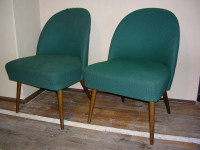 2 Sessel 50/60er Jahre