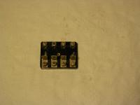 Sicherungsdose mit Deckel 4-Polig