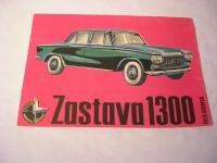Kranich-Modellbogen Zastava 1300