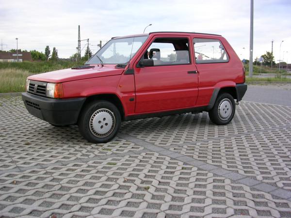 Fiat Panda 750 Fire