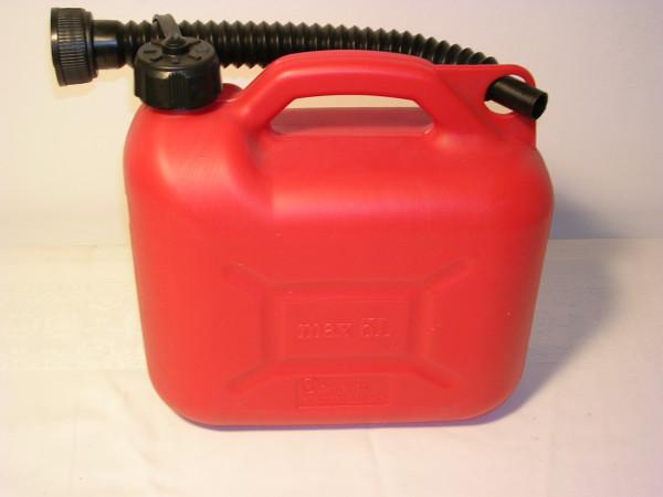 5 Liter Benzinkanister