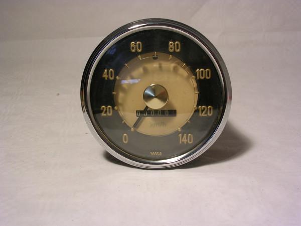 Goldpunkt-Tachometer / W-311