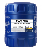 MN 4-Takt Agro SAE 30
