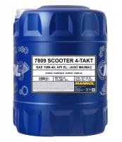 MN7809 4-Takt Scooter 10W-40