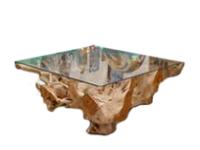 Couchtisch Tapil, 80x80x45cm