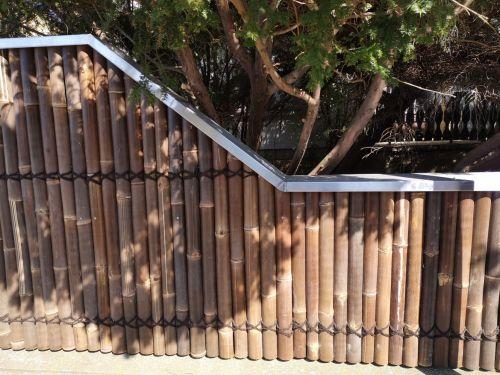 Bambus-Zäune: Jetzt für Garten oder Grundstück bestellen!