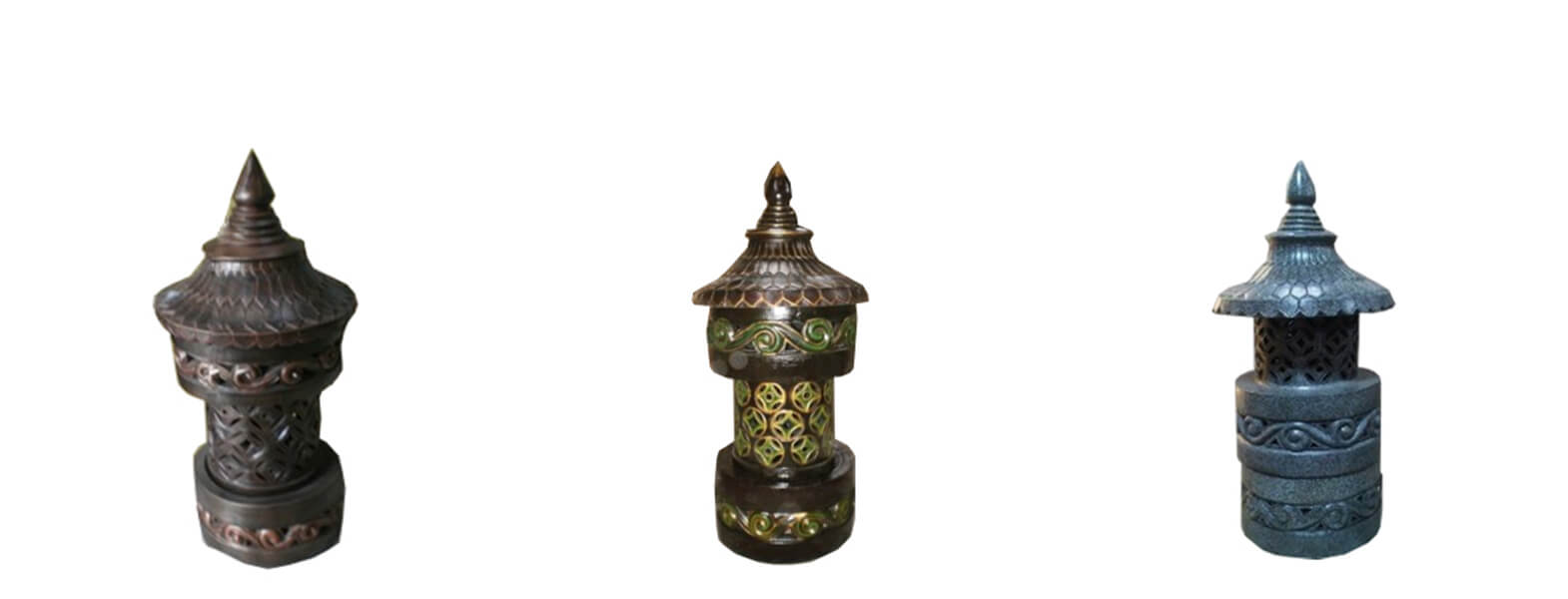 Gartenlampe 60cm
