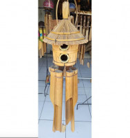 Windspiel Vogelhaus 30cm