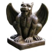 Statue Wasserspeier 75cm