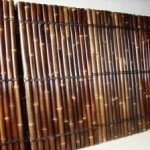 Bambus Sichtschutz 200x90cm
