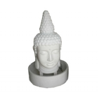 Buddha Kopf lang