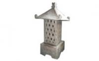 Gartenlampe Terrakotta 60cm