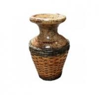Vase Rattan 40cm