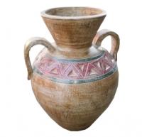 Vase mit Griffen 60cm