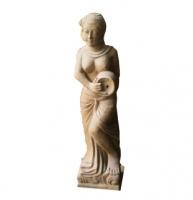 Frau mit Vase 125cm