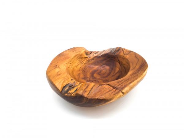 Schale aus Echtholz