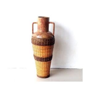Vase mit Griffen 100cm