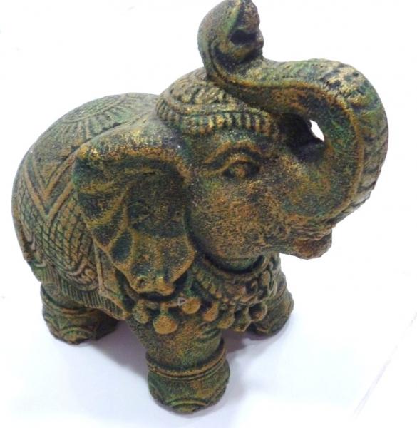 Statue Elefant Thai 30cm