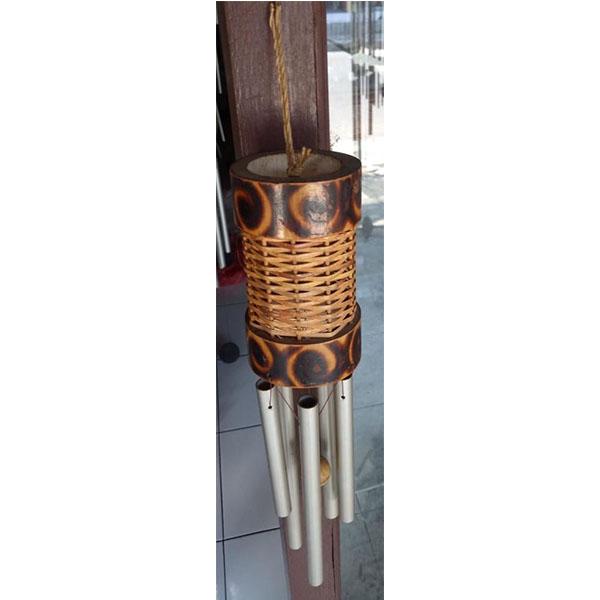 Windspiel Metall rund 20cm