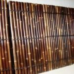 Bambus Sichtschutz 180x90cm