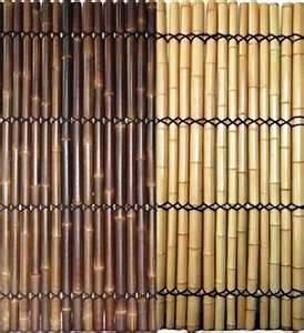 Bambus Sichtschutz 240x90cm