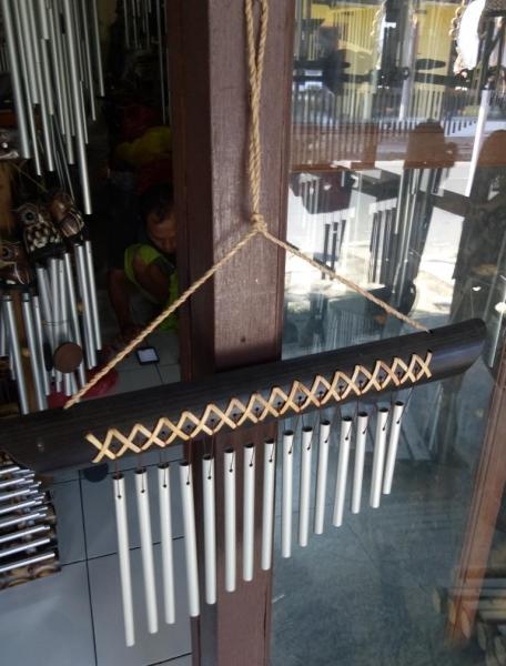 Windspiel Metall 20cm
