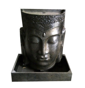 Buddha Gesicht 100cm