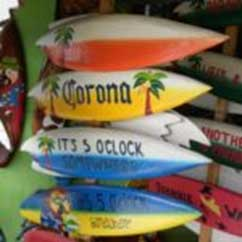 Surfbrett Kuta