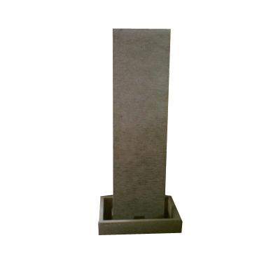 Brunnen mit Pfeiler 150cm