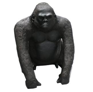 Statue Gorilla 100cm