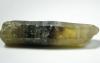Citrin Kristall mit Rauchquarz Phantomen