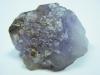 Amethyst Stufe mit Calcit aus Brasilien